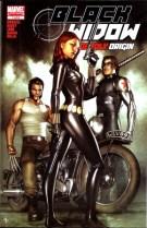 Black Widow Deadly Origin [4/4] Español