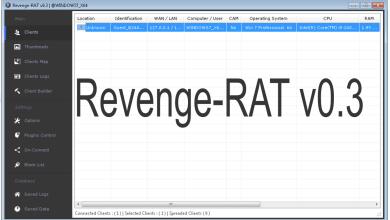 Revenge-RAT v0.3