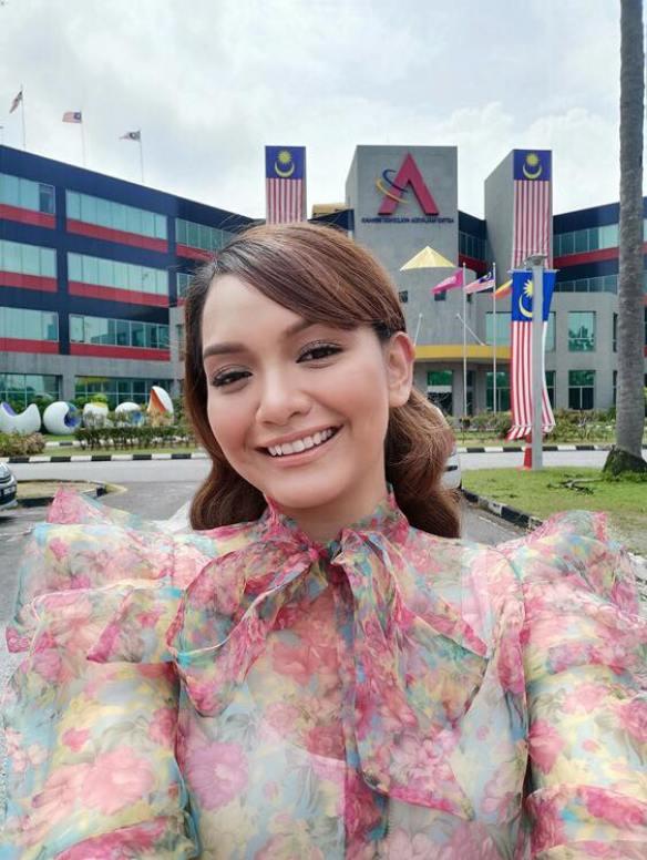 HUAWEI nova 5T kamera selfie 32MP