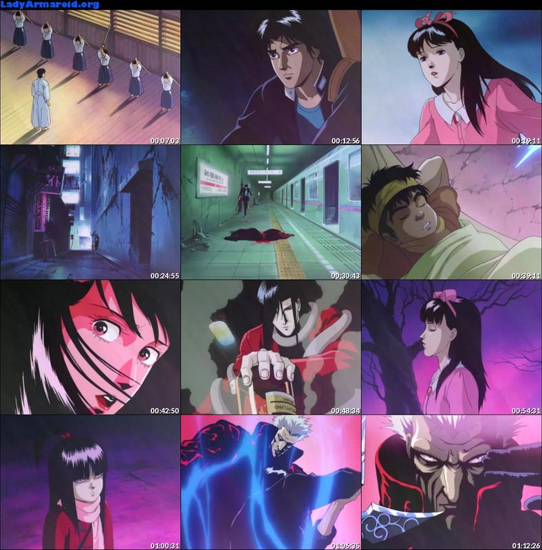 Demon City Shinjuku - BDRip [Jap. Sub. Esp.][Varios] 5