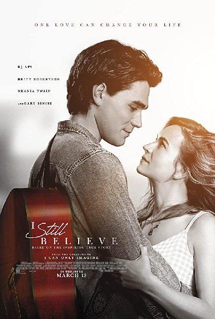 I Still Believe 2020 Movie Poster