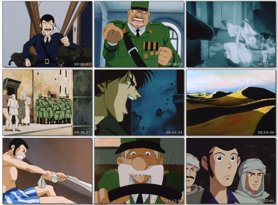 Lupin III: The Legend of Twilight Gemini - TV Especial (BDRip-Jap.Sub.Esp)(VARIOS) 5