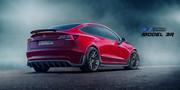 Tesla-Model-3-in-Revo-Zport-body-kit-7