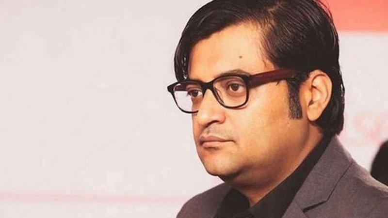 Arnab Goswami, Img Src: DNA India