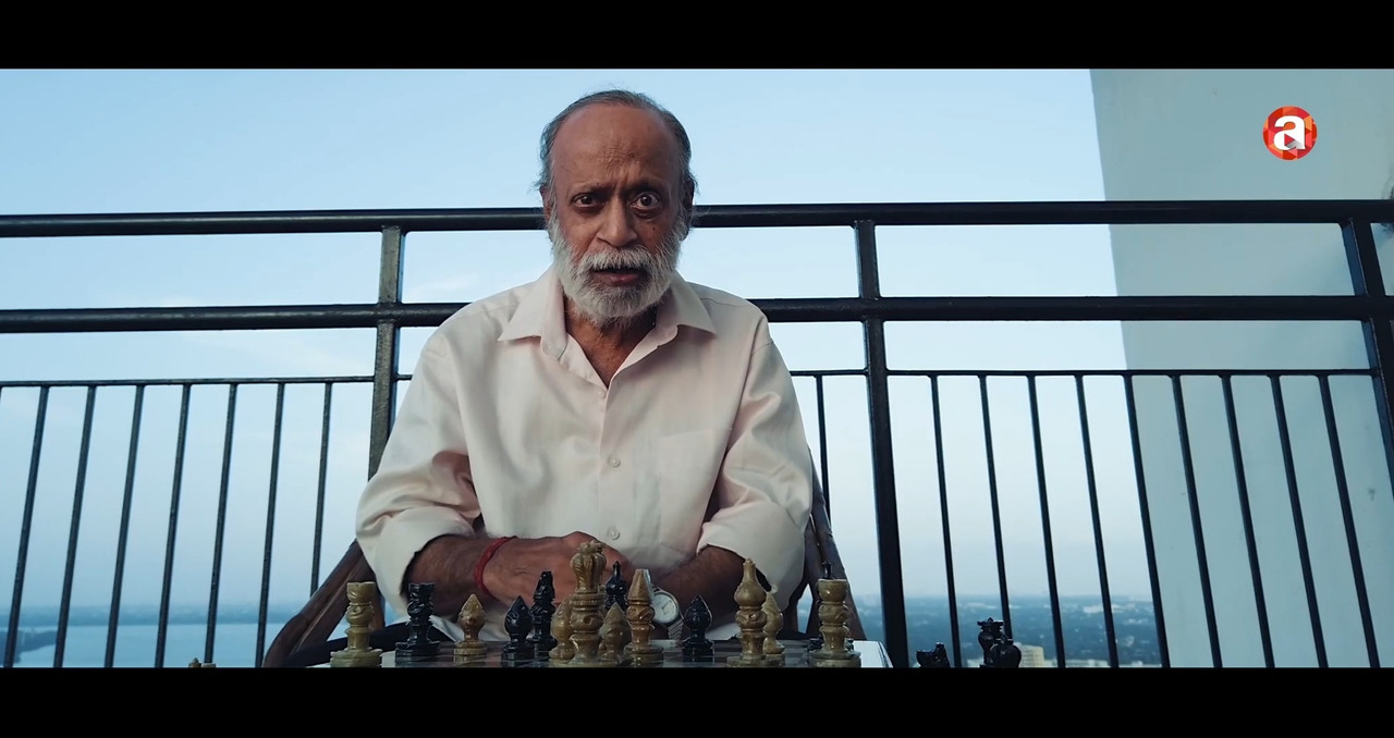CHECKMATE -The Curse of the Pawn Movie Screenshot