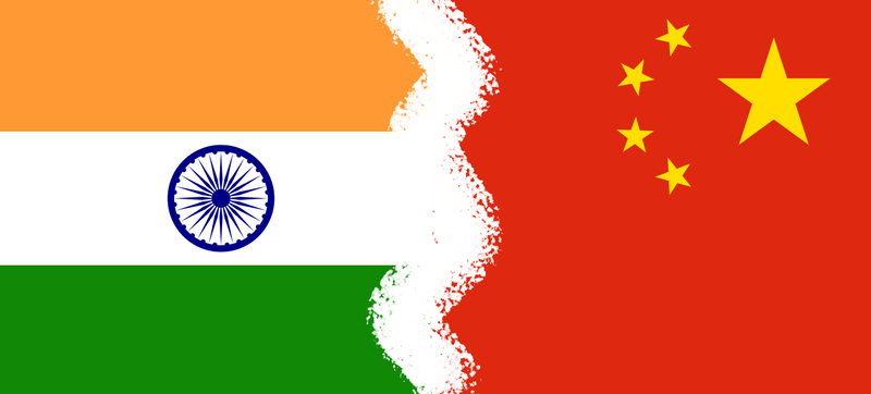 India-China, Wikimedia Commons