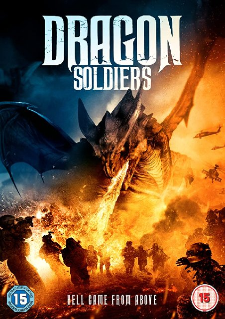 Dragon Soldiers 2020 Movie Poster