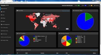 Parasite HTTP Botnet+All Plugins