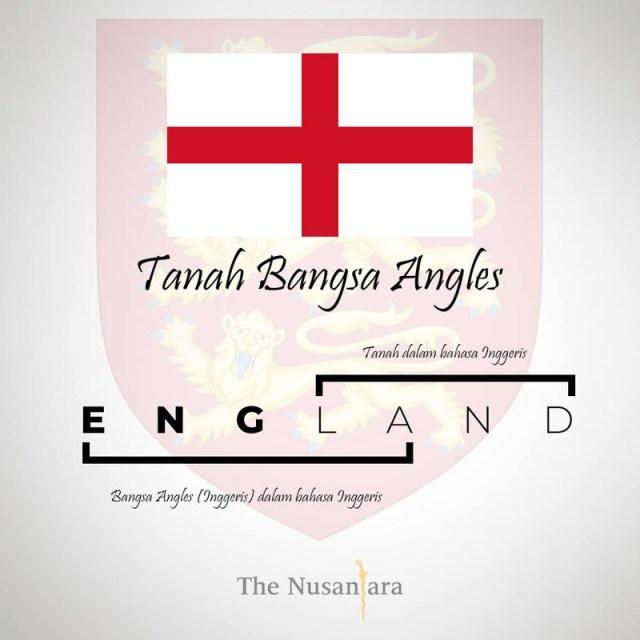 tanah bangsa angles