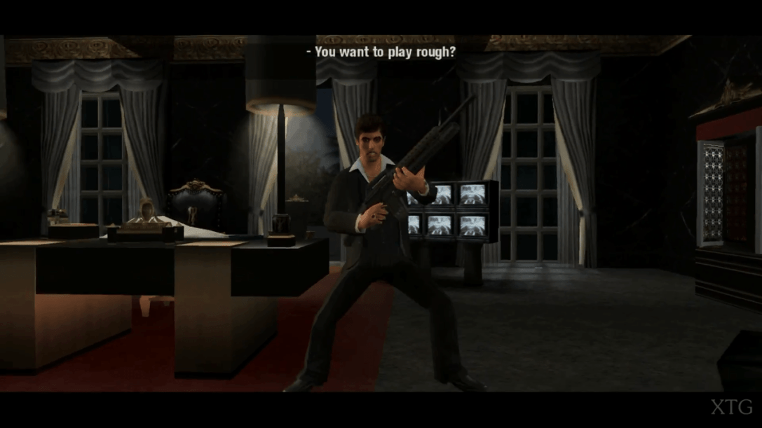 scarface: the world is yours PREVIEW