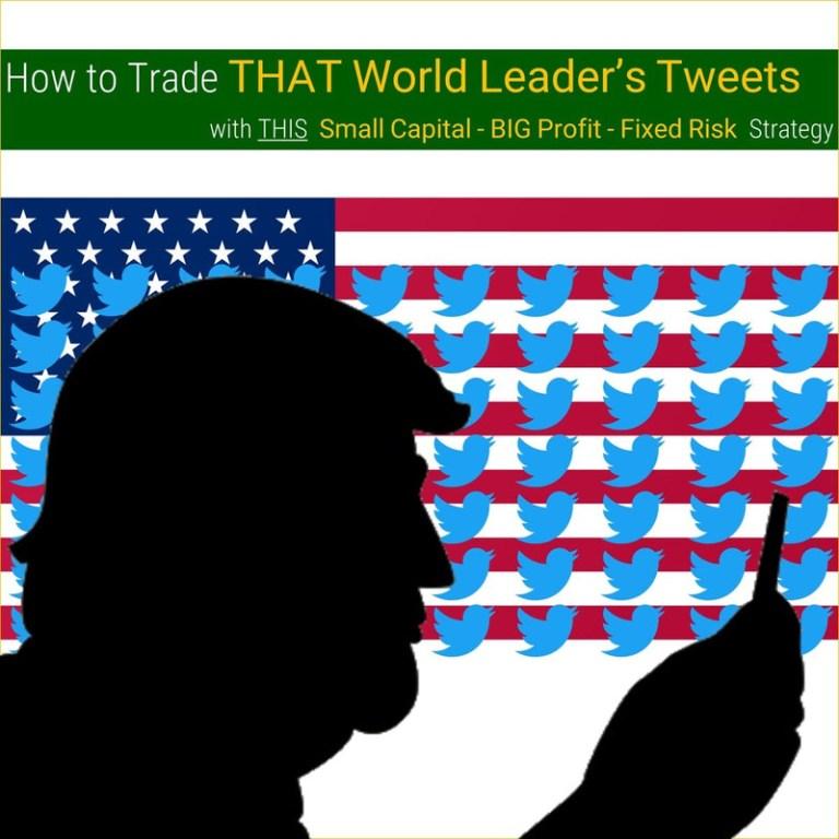 19 November 2019 – [LIVE Webinar @ TRT.sg]  How to Trade THAT World Leader's Tweets