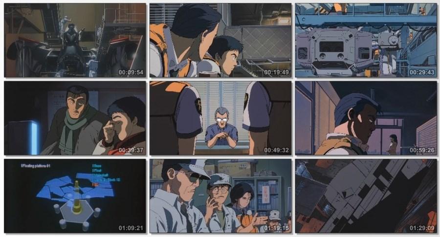 Patlabor: The Movie - BDRip [Jap, Esp. Sub Esp.][MEGA, Uptobox] 5