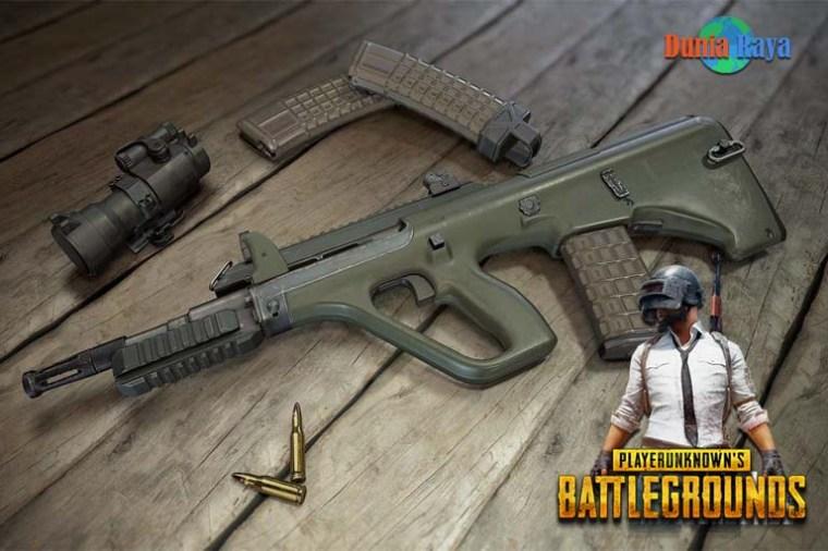 Item Senjata Game PUBG