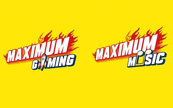 digi maximum gaming dan maximum music