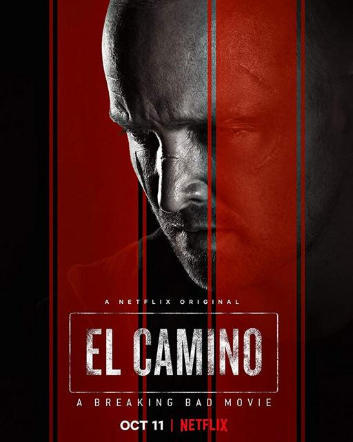 El Camino A Breaking Bad Movie 2019 Movie Poster