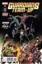 Guardians Team-Up Vol 1 [10/10] Español | Mega