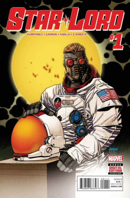 star-lord vol 1
