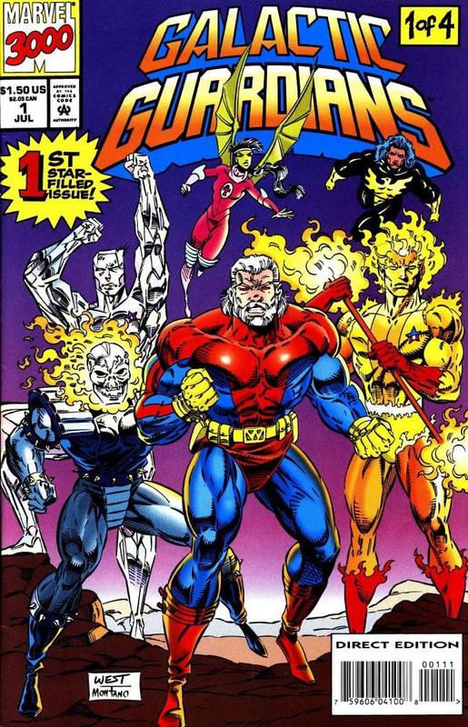 Guardianes Galacticos Volumen 1 [4/4] Español | Mega