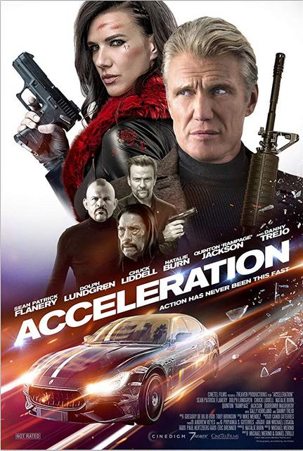 Acceleration 2019 Movie Poster