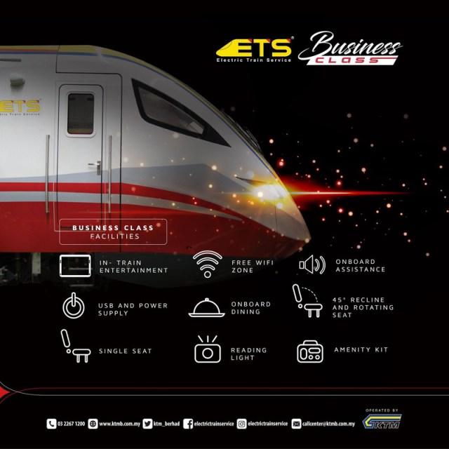 Perkhidmatan dalam tren ETS2