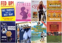 20 Fitness & Bodybuilding Books Collection Pack-1