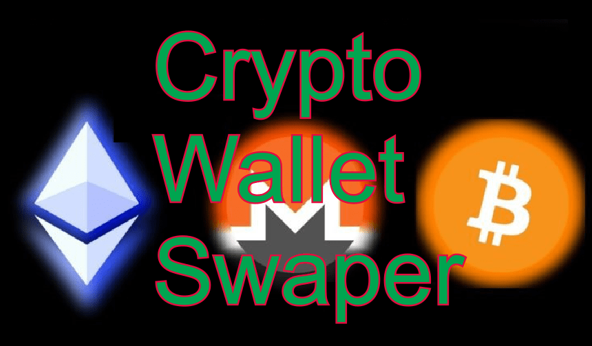 Crypto Wallet Replacer + Source +Tutorial