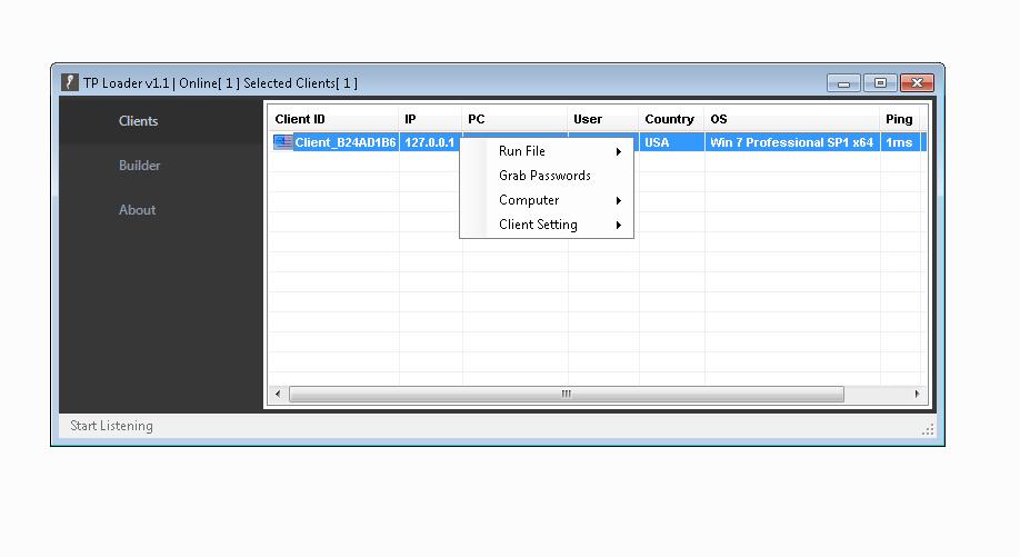 TP Loader v1.1 | Password Stealer | Stable & Fast | Tiny Stub + Tutorial