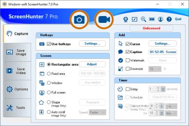 ScreenHunter Pro v7.0.1135 (x86/x64) + Crack