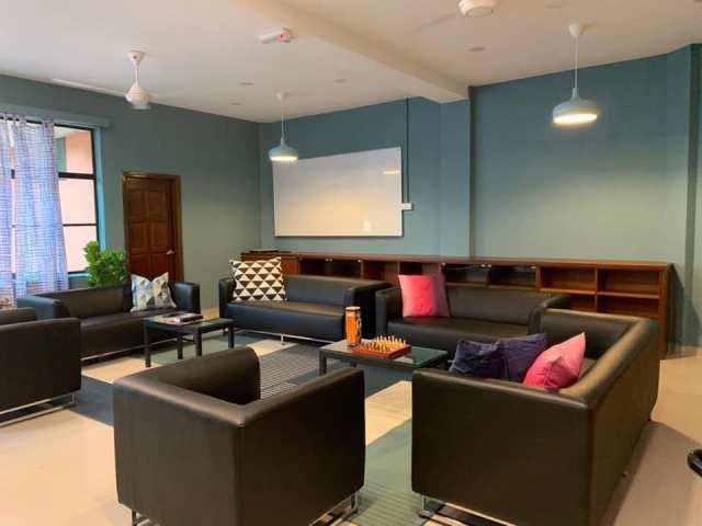 reka bentuk bilik akan berikan pelajar lebih selesa dan senang