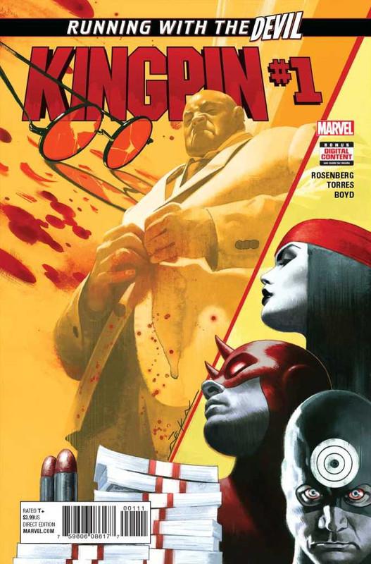 Kingpin Volumen 2 [5/5] Español | Mega