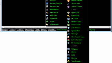 njRAT 0.8.0 LIME EDITION