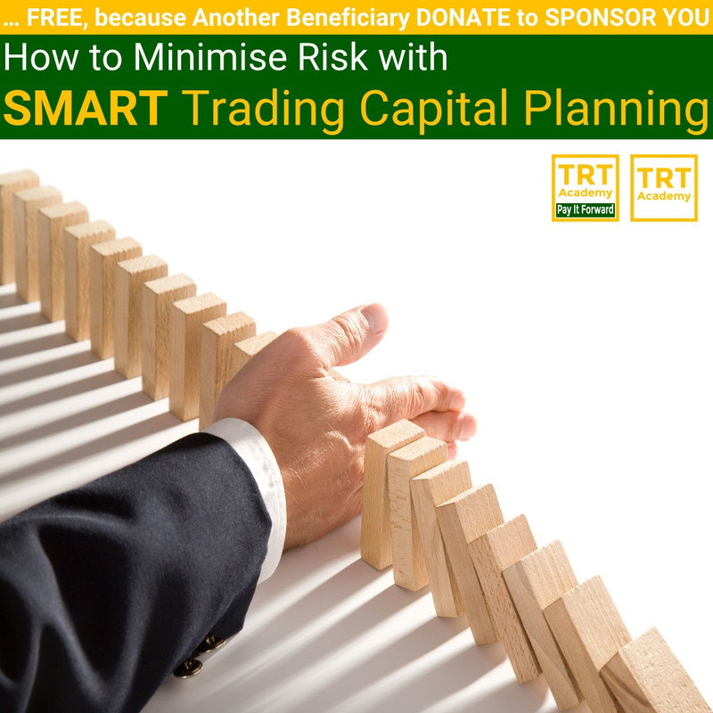 Yes! Send Me the Video – How to Minimise Risk with SMART Trading Capital Planning