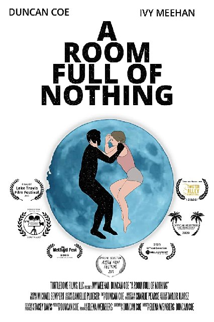 A Room Full Of Nothing 2019 Movie Poster