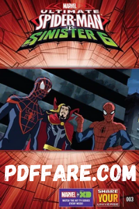 Ultimate Spider-Man vs. The Sinister Six #3 2016 Comic Pdf Format