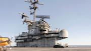Porsche-Taycan-on-USS-Hornet-3