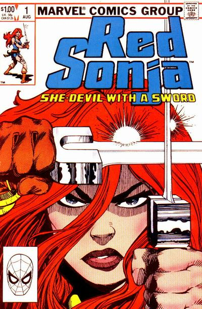 Red Sonja Volumen 3 [13/13] Español | Mega