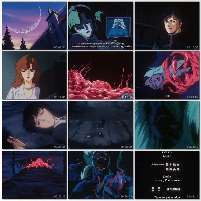 Digital Devil Story - OVA [Jap. Sub Esp.][Multi] 5