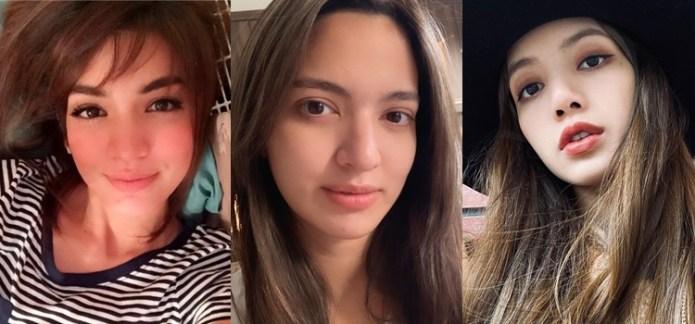 Gabungan 3 Negara Netizen Kagum Lihat Amyra Rosli Nia Ramadhani Lisa Blackpink Berwajah Seiras Kimchidaily My