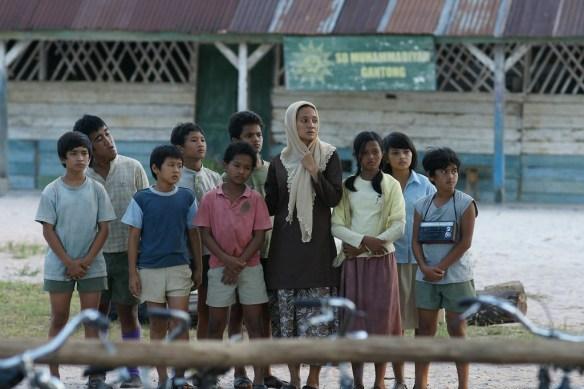 lokaasi pengembaraan filem Laskar Pelangi