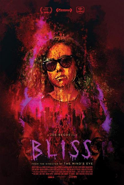 Bliss 2019 Movie Poster