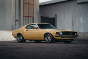 1970-Ford-Mustang-Boss-302-Dodge-Charger-Evolution-1