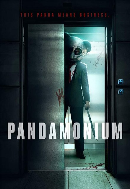 Pandamonium 2020 Movie Poster