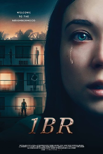 1BR 2019 Movie Poster