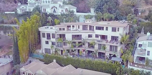 rumah mewah di LA