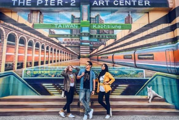 The Pier 2 Art Center Taiwan
