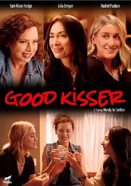 Good Kisser 2019 Movie Poster