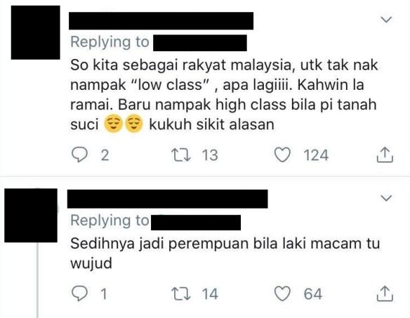 kahwin satu low class