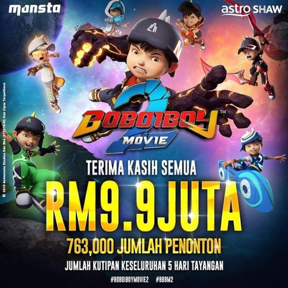 kutipan boboiboy movie 2