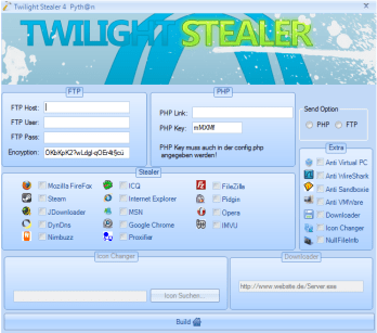 Twilight Stealer+Tutorial
