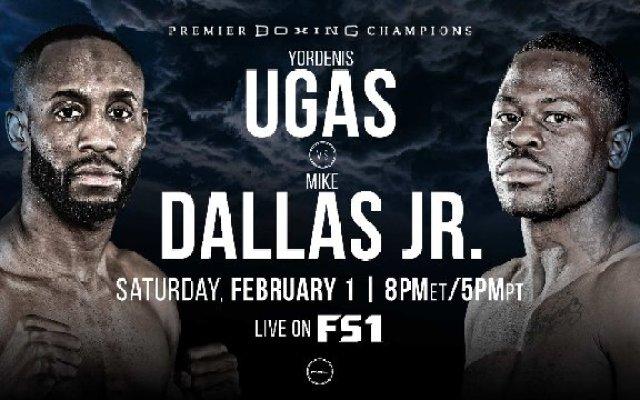 PBC Fight Night Ugas vs Dallas